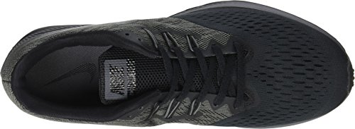 Nike Men's Zoom Winflo 4 Running Shoes Black (Anthracite/Black/Dark Grey) hJLQ7r