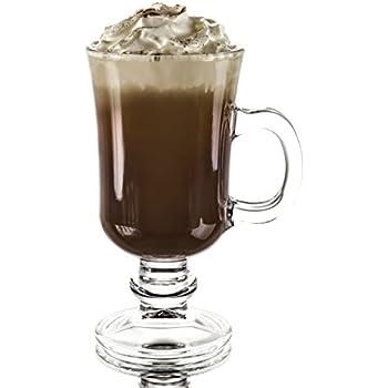 Oz Glass Coffee Mugs