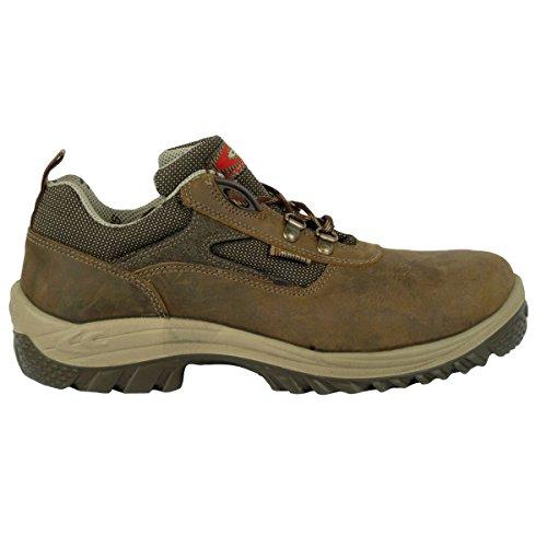 Cofra 63523-000.W44 Watford S3 SRC Chaussures de sécurité Taille 44 Kaki