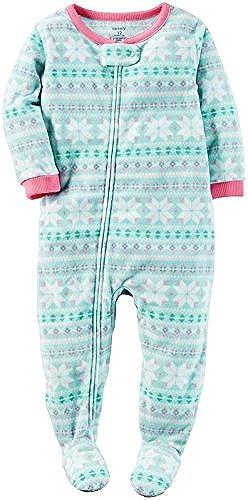 55491976850f Carter s Girls  1 Pc Fleece 357g154