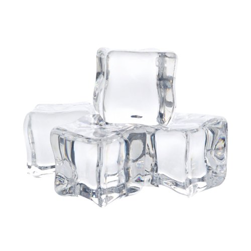 Department 56 Christmas Basics Real Acrylic Ice (Set of 4)