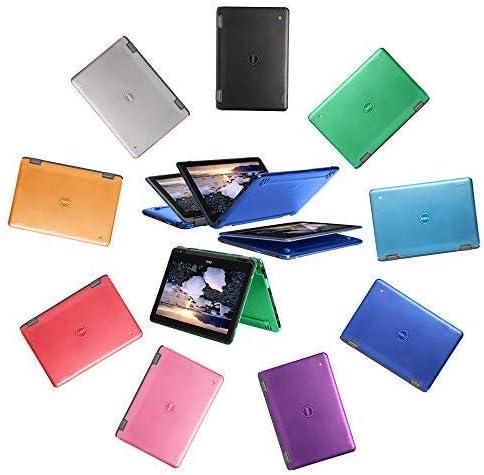 mCover Hard Shell Case para 11.6 Dell Chromebook 11 5190 ** no para cualquier otra laptop** negro 3189 series 2-en-1 Laptop