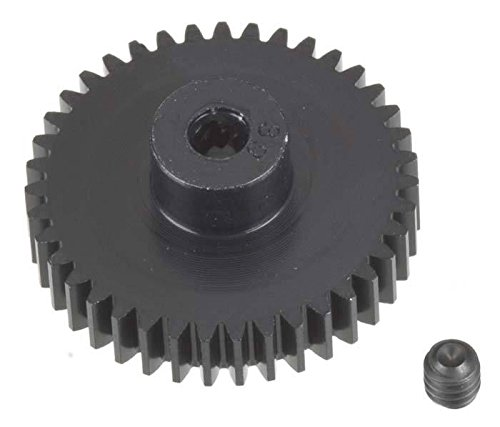 Robinson Racing Products 48P Hard Coated Aluminum Pinion Gear, 39T, RRP1339 ()