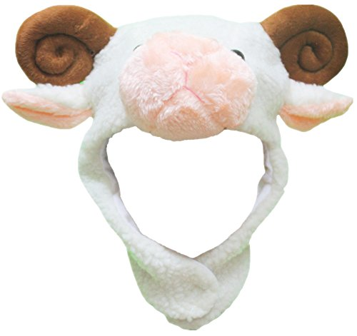 Petitebella Sheep Hat Unisex Fixed Size ()