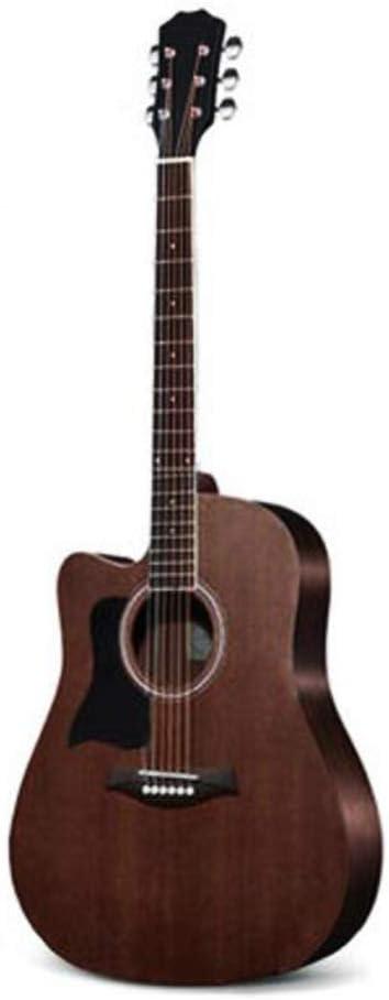BAIYING-Guitarra Acústica Principiante Balada Musical Instrument ...