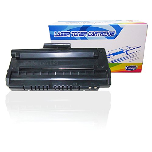 1 Inktoneram Replacement toner cartridges for Samsung ML-1710 Toner Cartridges replacement for Samsung ML-1710D3 ML-1500 ML-1510 ML-1510B ML-1710 ML-1710B ML-1710D ML-1710P ML-1740 ML-1750 (1710 Printer)