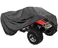 LotFancy All Weather ATV Cover,Durable Universal Waterproof Wind-proof UV Protection