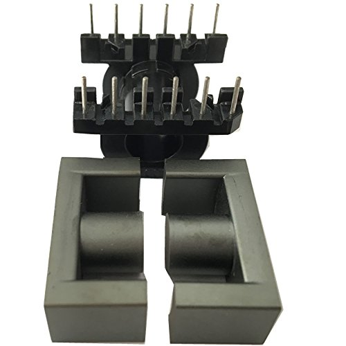 30sets ER28//28 EC28//28 power transformer inductor ferrite core ER2828 EC2828 with 6+6pin bobbin