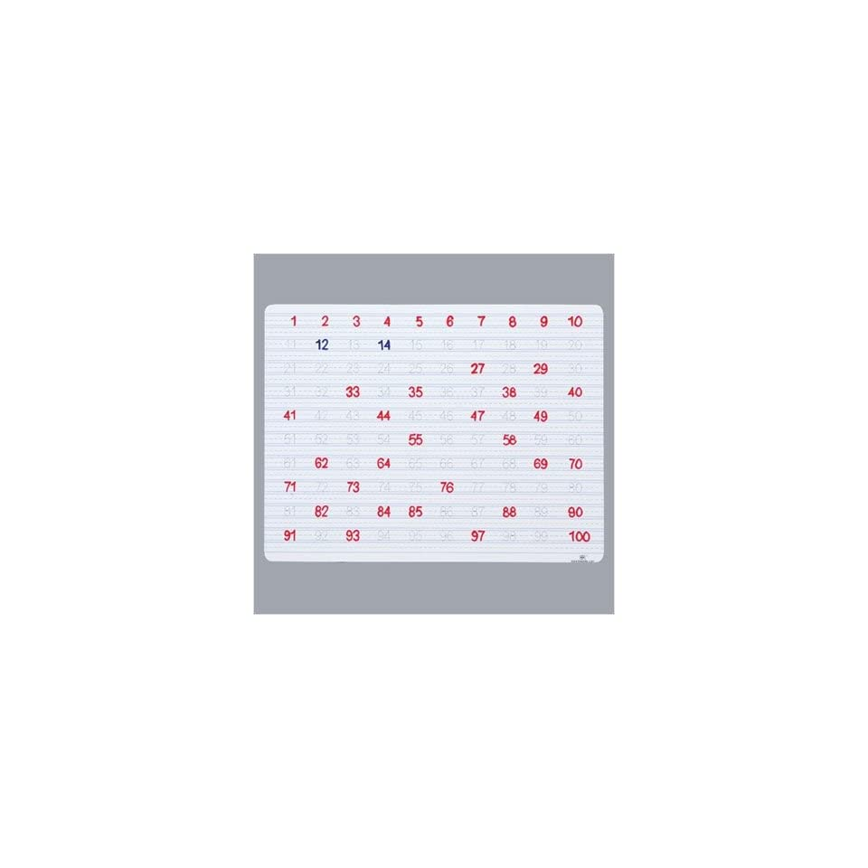 MAGNETIC NUMBERS PRACTICE PAD