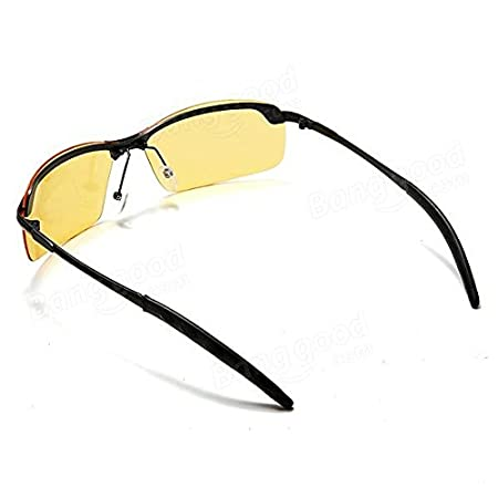 Amazon.com: Polarized- Uv400 Mens Cycling Driving Polarized Night Vision Glasses Sun Glassess - 1PCs: Home Improvement