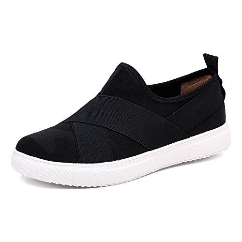 slide on sneakers womens - 3