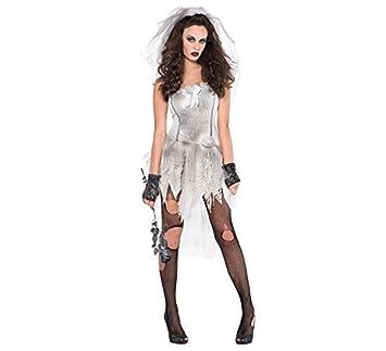 disfraces de halloween novia muerta