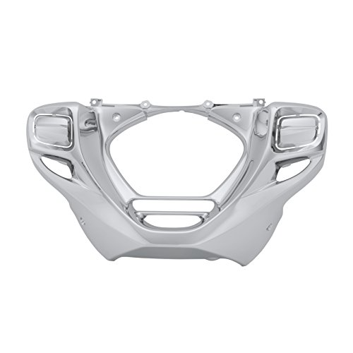 (Show Chrome Accessories 52-908 Chrome Lower Front Cowl )