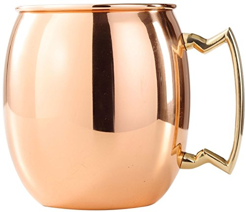 Handcrafted Moscow Copper Limited Circleware product image