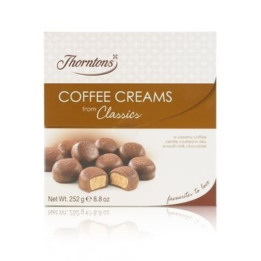 Thorntons Coffee Creams 252G