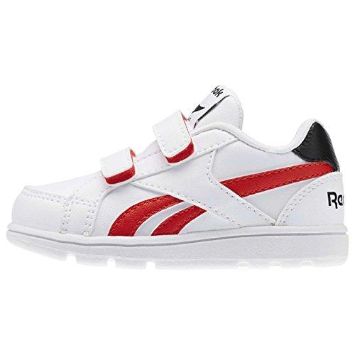 Reebok Reebok Royal Prime Alt - wht/red/blck