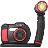 SeaLife DC2000 HD Underwater Digital Camera with Sea Dragon 2500 LED Light Set