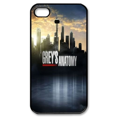 Amazon.com: WEUKK Grey\'s Anatomy iPhone 4,4S,4G cases, personalized ...