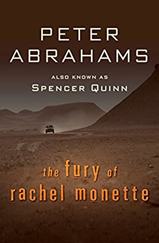 book cover of The Fury of Rachel Monette
