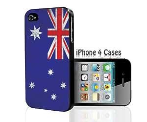 Australia Flag iPhone 4/4s case