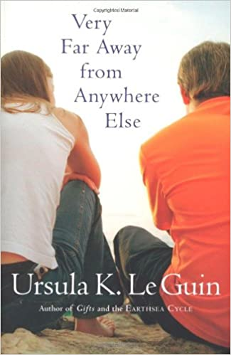 amazon very far away from anywhere else ursula k le guin