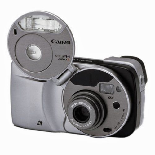 Canon Elph 490Z APS Camera by Canon