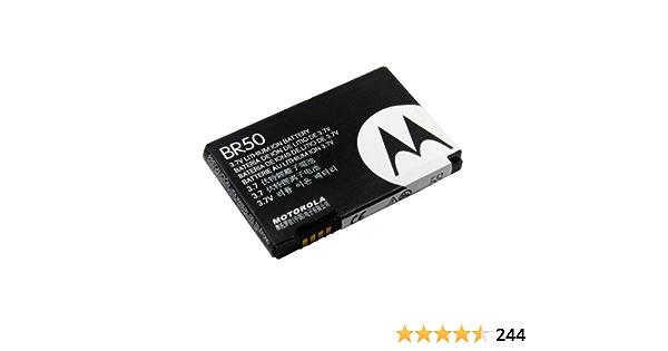 Batería BR50, Li-Ion para Motorola RAZR V3i V3 PEBL U6 ...