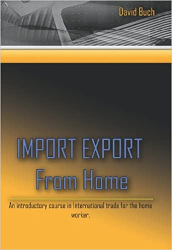 IMPORT EXPORT From Home: An introductory course in