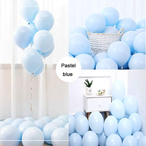 Party Pastel Balloons 100 Pcs 10