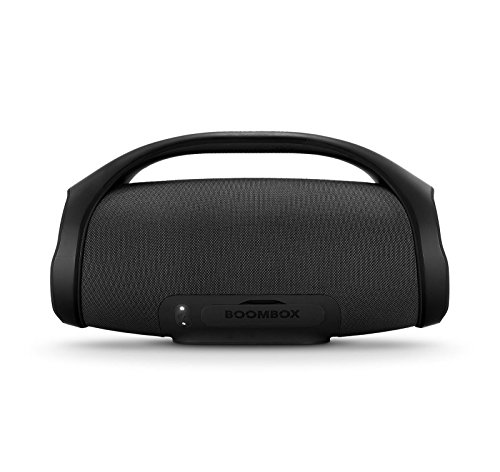 JBL Boombox Portable Speaker back