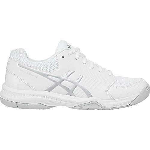 レギュラー建設子供時代(アシックス) ASICS レディース テニス シューズ?靴 ASICS GEL-Dedicate 5 Tennis Shoes [並行輸入品]