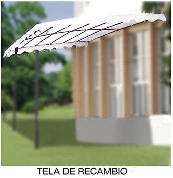 Pergola Papillon 2,5x4mt Maiorca Later.: Amazon.es: Hogar