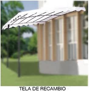 Pergola Papillon 2,5x4mt Maiorca Later.: Amazon.es: Hogar
