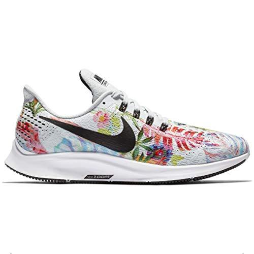 Nike Women's Air Zoom Pegasus 35 Running Shoes (9.5, Floral)]()