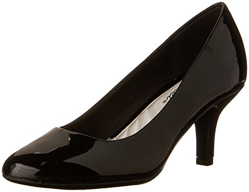Black Easy Womens Patent Street Passion tx6x7wRZq