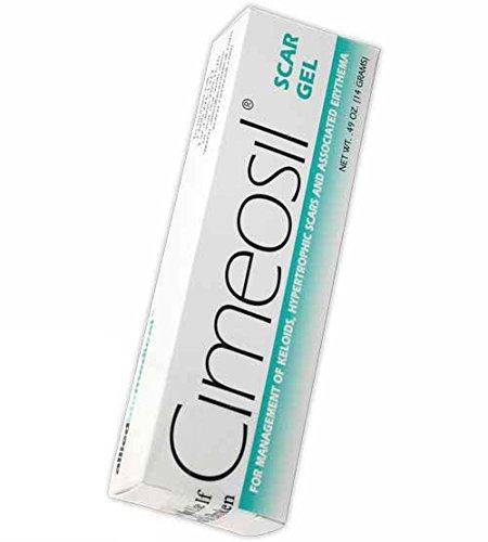 Cimeosil Scar Gel, 14 Gram Tube - Treatment For Keloid and Hypertrophic Scars.