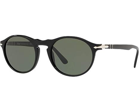 53f7f2c1821 Persol PO3204S Sunglasses 95 31-54 - Black Frame