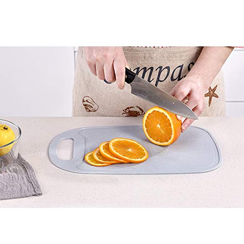 Cutting Board Flexible Anti-Bacterial Color Coded Cutting Boards For Kitchen Pink