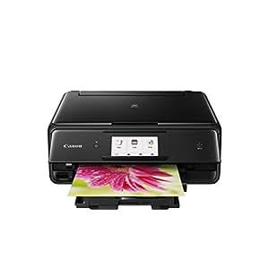 Canon Pixma TS8020 Wireless Inkjet All-in-One Printer Black