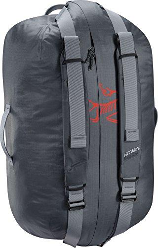 Arcteryx Carrier Duffel 55L Bag Gunmetal 55L by Arc'teryx