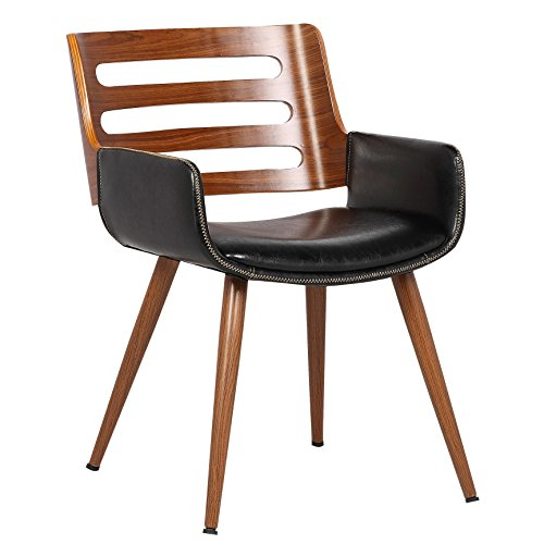 Porthos Home Olivia Dining Chair, Black