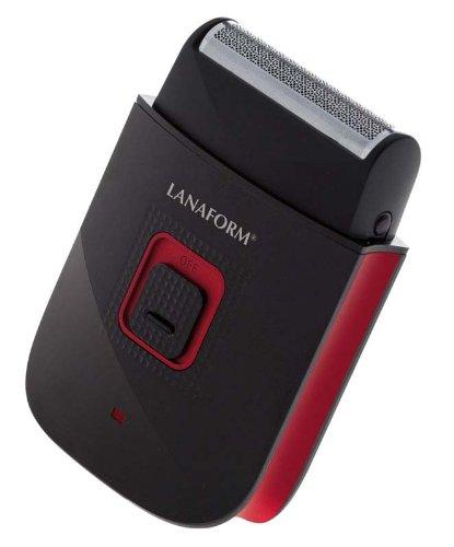 Lanaform Men's Compact Travel Shaver for A Clean Look LA130408