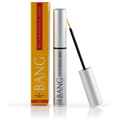 Bang Eyelash Enhancer Growth Serum – Eye Lash Growing Serum – NEW, IMPROVED AND REFORMULATED by Nourish Beaute