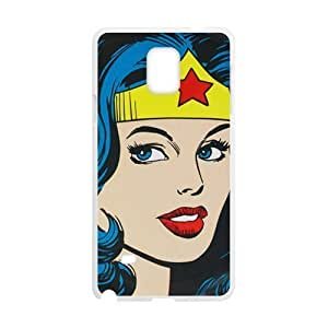 aqiloe diy Amazing woman Cell Phone Case for Samsung Galaxy Note4