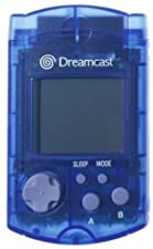 Dreamcast Virtual Memory Unit: Blue