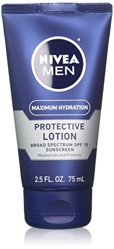 NIVEA FOR MEN Original, Protective Lotion SPF 15 2.50 oz