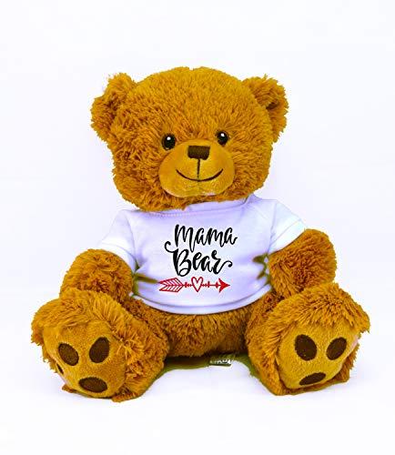 Limited Edition! Mama Bear Plush Toys Best for Mothers Day and Birthday by CustomizedbyBilgin (Mama Bear) - Bear Teddy Mama