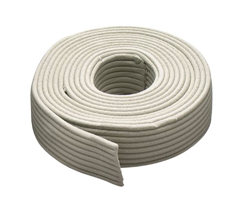 M-D Building Products 71522 M-D Replaceable Caulking Cord, 1/8 in W X 30 Ft L, Gray, ()