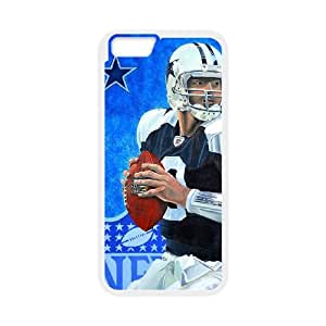 Dallas Cowboys iPhone 6 Plus 5.5 Inch Cell Phone Case White persent zhm004_8569684