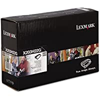 Lexmark - X203H22G Photoconductor Kit, 25,000 Page Yield, Black